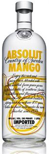 Absolut Vodka Mango 1.00l